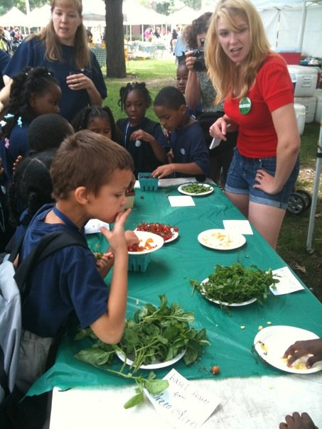 GCM Kids Tasting Table
